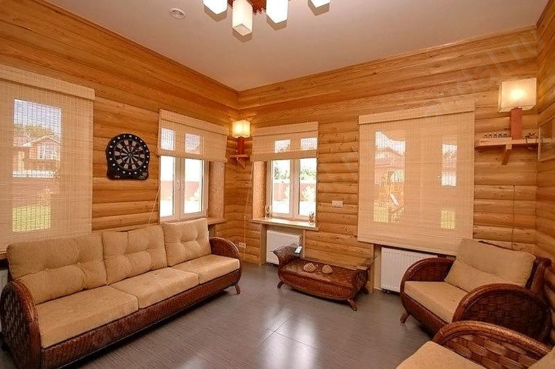 Блок-хаус: отличное решение для внутренней и наружной обшивки стен